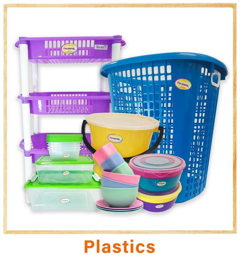 Plastics 2
